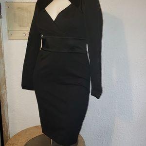 Nwt Halston Heritage Dress 8